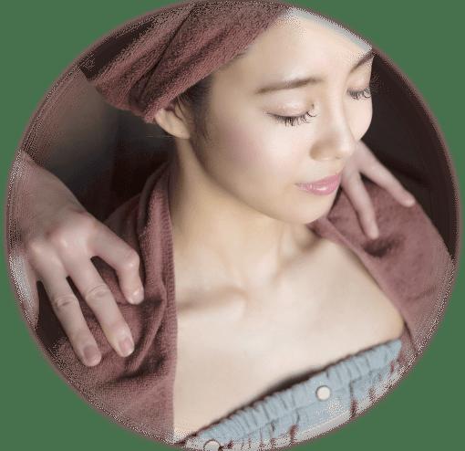 五感と体内循環の究極睡眠ヘッドスパ ラグジュアリーコースのイメージ画像
